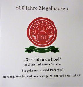 800 Jahre Ziegelhausen